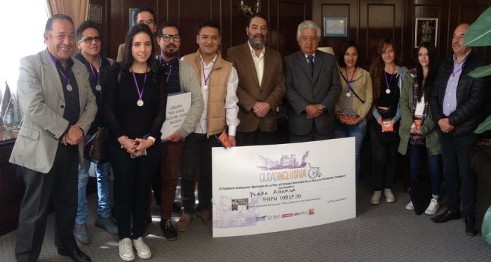 Estudiantes de la UNSLP ganan el primer premio en el concurso