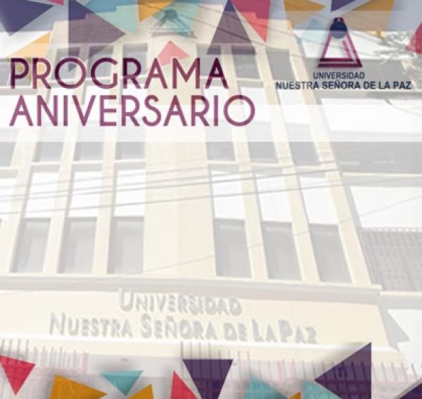 Programa del 26avo Aniversario
